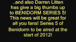 The Royle Family - 2011 Christmas Special, Benidorm Series 5 and Benidorm - THE MOVIE! News