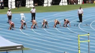 100m h3 u18w georgia hulls 12 20 2016 australian junior championships