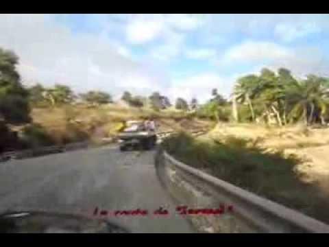 Route de bainet jusqu'à Port AU Prince en vidéo