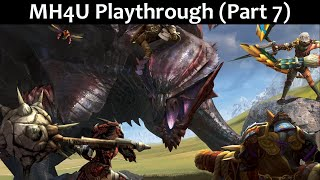 Monster Hunter 4 Ultimate 3Ds Gameplay