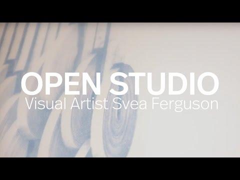 Open Studio: Visual Artist Svea Ferguson