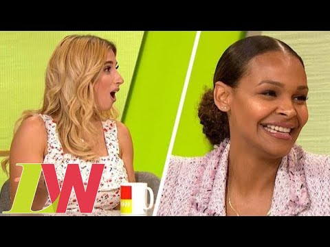 Samantha Mumba Would Love to Be Best Friends With Stacey! | Loose Women