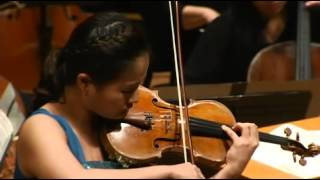 Ji Young LIM - J. Brahms Violin Concerto in D major, Op. 77 - 1st movement