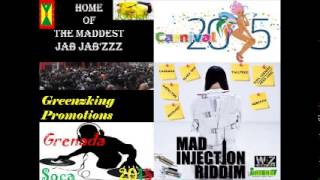 AREA KODE - DOH BEAT UP ( GRENADA SOCA 2015 ) MAD INJECTION RIDDIM