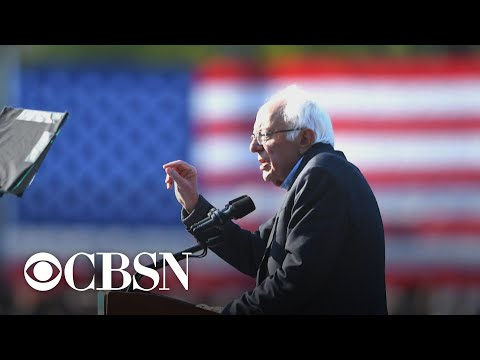 """This campaign is about fundamental change"": Bernie Sanders' campaign co-chair addresses 2020 run"