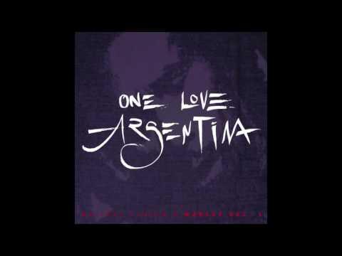 ONE LOVE ARGENTINA-  Vol 1 FULL CD