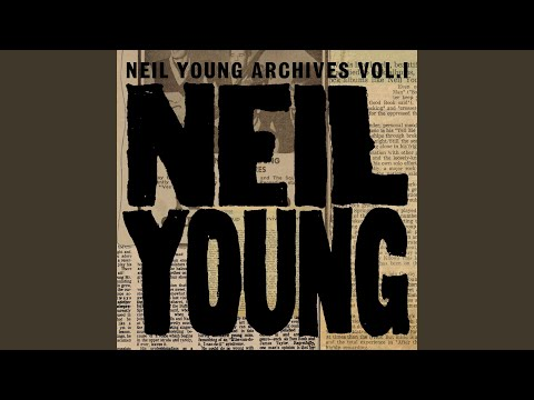 neil young 1956 bubblegum disaster live at the riverboat 1969 previously unreleased song