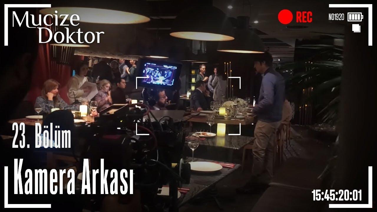 Mucize Doktor - 23. Bölüm Kamera Arkası