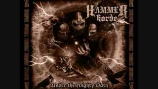 Watch Hammer Horde Under The Mighty Oath video