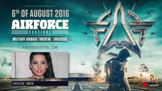 Video AIRFORCE Festival 2016 | Podcast 006 | Miss K8 download MP3, 3GP, MP4, WEBM, AVI, FLV November 2017