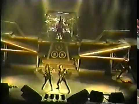 Judas Priest Painkiller Tour in Osaka Japan. 19910412 full concert