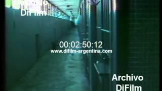DiFilm - Motin en la Unidad Penitenciaria Nº 1 de Caseros (1986)