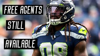 Best NFL Free Agents Still Available 2020 | 40 Player Team Fits
