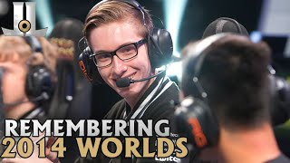 Remembering 2014 Worlds: That Time TSM Made it Out of Groups