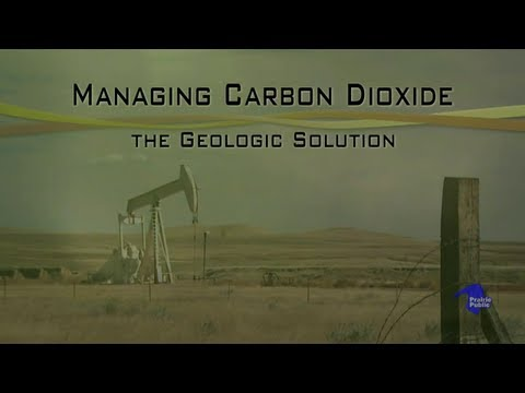Managing Carbon Dioxide: The Geologic Solution