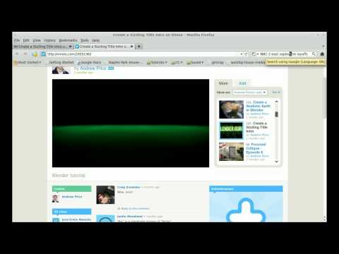 Downloading and Streaming Videos from Vimeo and Other Websites - BASH - Linux