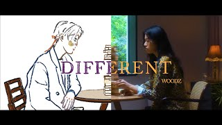 Cover images 【动画MV】【Different】——Woodz조승연 Animation MV