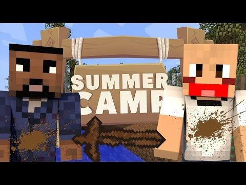 Minecraft Summer Camp - Mud Weapons (EP 12)