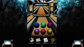 Боулинг 3D игра на Андроид