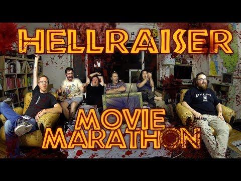 Hellraiser Marathon-NIGHTMARATHON 6