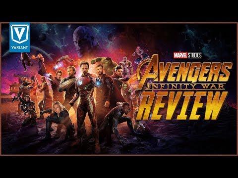 Avengers: Infinity War Review...Kinda (Spoiler Free)