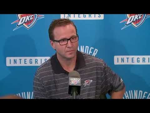 Scott Brooks Exit Interview
