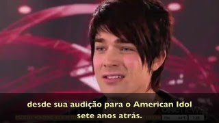 Adam Lambert - Entrevista no Breakfast TV (24/01/2016) - legendado