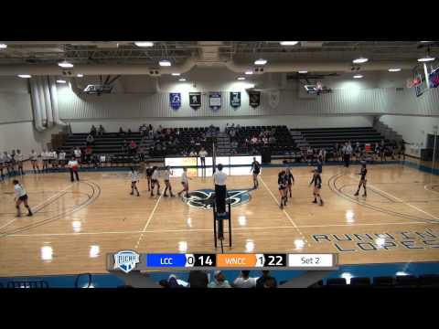 Western Nebraska Community College vs. Lamar Community College (Volleyball)