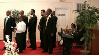 Wedding May 2009 - Gospel Song, God Bless Our Love  www.leemediaproductions.com