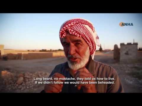Turkmen of Manbij Liberated From Islamic State by Syrian Democratic Forces
