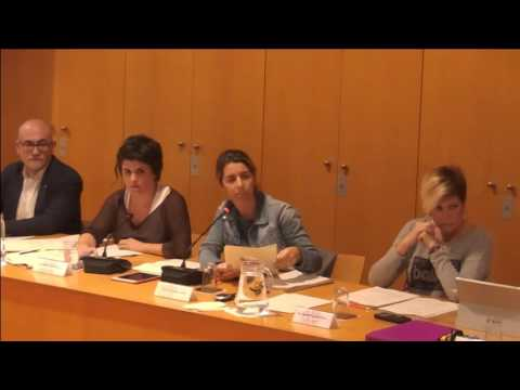 Consell Plenari del Districte de Ciutat Vella 20/10/2016