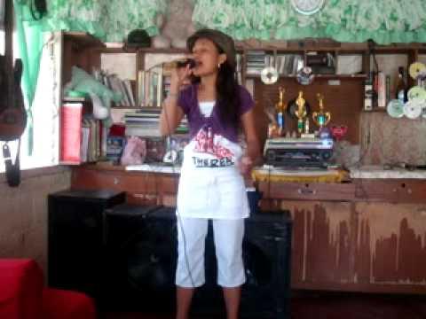 Jenelyn Tapuyao- sings Listen (San Fernando, Cebu)