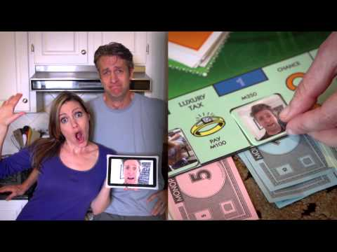 Wondering what MY MONOPOLY is? The Holderness Family explains it all here, jammies style