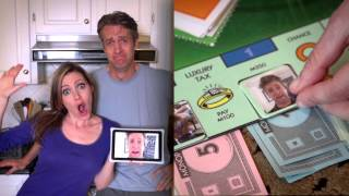 Repeat youtube video Wondering what MY MONOPOLY is? The Holderness Family explains it all here, jammies style