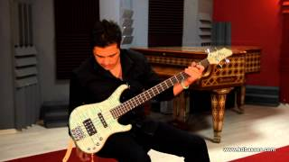 rev ii 4 string bass presented by ivaylo zvezdomirov