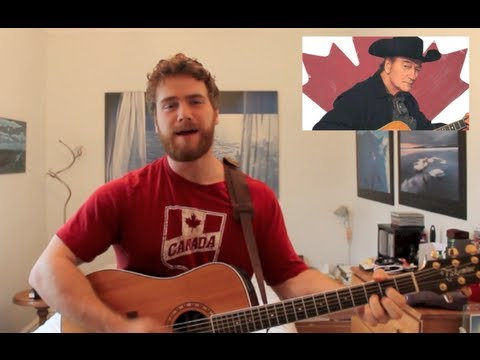 25 Canadian Hit Songs In 6 Minutes - The Great Canadian Mashup - Gareth Bush
