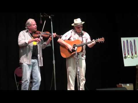 Blaine Sprouse - Judges Play - Cloverdale Fiddle Festival 2013