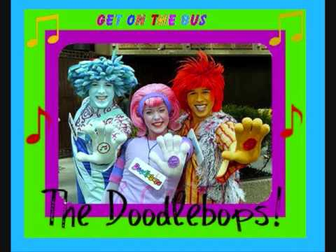 Doodlebops-Get on The Bus. Season 1