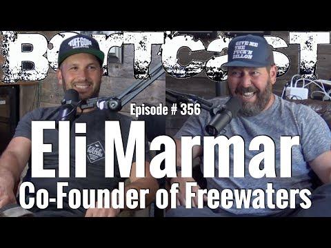 Bertcast # 356 - Eli Marmar Co-Founder of Freewaters & ME