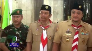 Ketua DPRD Dukung Kegiatan Kursus Mahir Pramuka