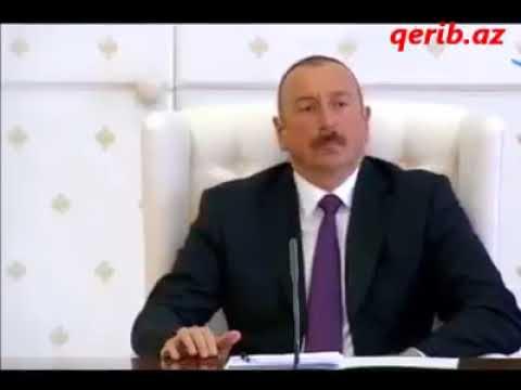 Kəmaləddin Heydərov Etibar Pirverdiyevin günahkar olduğunu Prezidentə deyir - MA