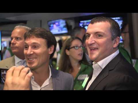 Globant - New York Stock Exchange experience