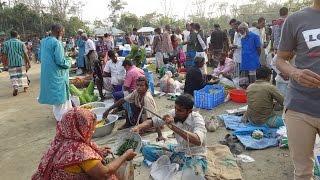 Amazing Village Market | Very Big Vegetables Market In Rural Village Bangladesh