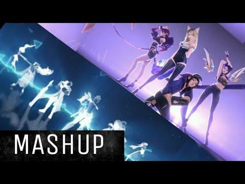 KDA POPSTARS X MOBILE LEGENDS 515 UNITE THEME SONG| MASHUP
