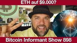 #898 Ethereum Kurs Prognose 9 000 USD Bullrun, Brave Browser Eklat & Block onestartet Voice vorzeit