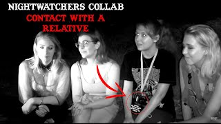 Haunted Down Under - Collaboration with Night Watchers - Psychic Reading: a relative contacts Hailey