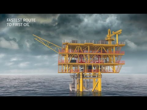 2H Offshore | Conductor Supported Platforms