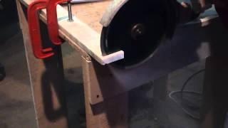 Резка мрамора турбированным алмазным диском KEOS Standart(, 2013-08-14T12:26:03.000Z)