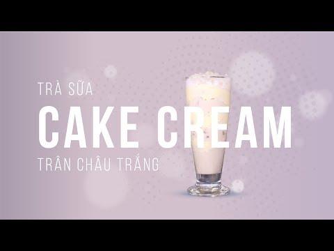 Giải Nhiệt Mùa Nắng Nóng Với Trà Sữa Cake Cream Trân Châu Trắng Mát Lạnh | Hướng Nghiệp Á Âu