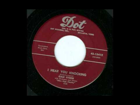 Gale Storm - I Hear You Knocking (Smiley Lewis Cover)